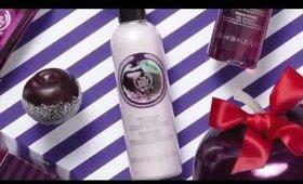Χριστουγεννα με τα *The Body Shop*