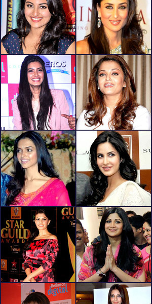Every woman wishes to have long and beautiful hair and Indian women are quite blessed in this regard. They have long and silky tresses that many envy. Bollywood actresses have some of the most enviable hair. And, we often wonder how they manage to always keep them shiny, silky and thick! Read More:http://www.stylecraze.com/articles/indian-actresses-with-the-best-long-hair/