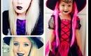 Witch Halloween Makeup Tutorial🎃  BeautyAvecEmie