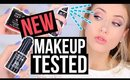 Testing *NEW* Makeup: Drugstore & Sephora! || 5 First Impressions
