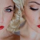 Marilyn Monroe-Tutorial in Description