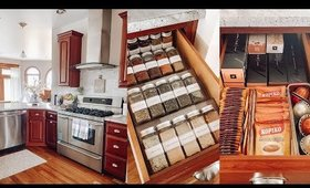 Organizing Our Kitchen | Charmaine Dulak