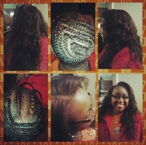 1217 ridge ave Phila. Pa Simply Style Hair Salon 19123