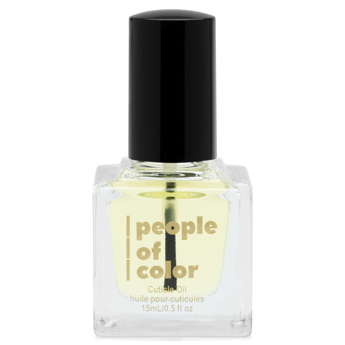 People of Color Beauty Citrus Breeze Cuticle Oil alternative view 1 - product swatch.