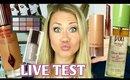 Luxus Make up Test - Charlotte Tilbury, Kevin Aucoin, Fenty, Nabla | Wie gut sind sie wirklich?