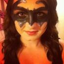 Batman Halloween Look