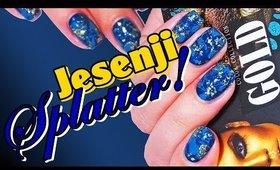 Splatter! Super jednostavni nokti za jesen '18   bydanijela.com