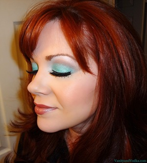 For more information on products used, please visit: http://www.vanityandvodka.com/2013/04/seashore-and-shimmer.html xoxo!
