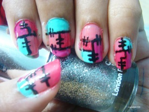 (BACK TO SCHOOL NAILS)!!!!