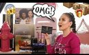 MAKEUP HAUL | PR UNBOXING | HUGE MAKEUP GIVEAWAY | Maryam Maquillage
