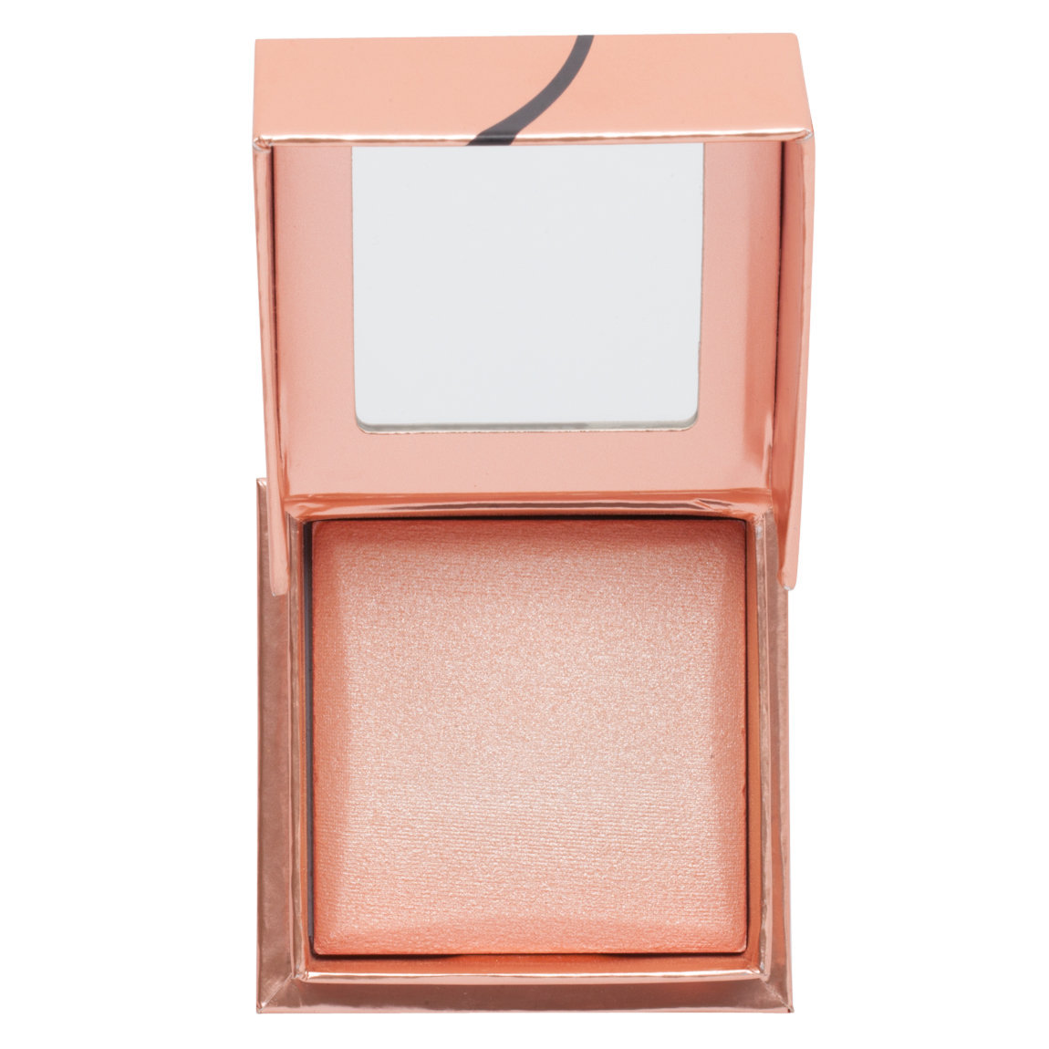 Benefit Cosmetics Dandelion twinkle Powder Highlighter product smear.