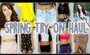 Spring Try-On Clothing Haul!