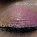 Peach/Pink Eyes