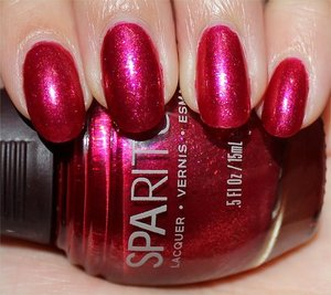 See more swatches & my review here: http://www.swatchandlearn.com/sparitual-break-of-dawn-swatches-review/