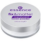 Essence Fix & Matte Loose Powder