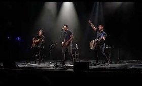 HD Warped Rewind at Sea - Simple Plan / I'd do Anything / Acoustic