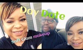 Soft Glam | #DAYDATE