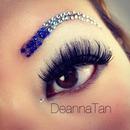 Crystal Eyebrows