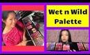 Review & Demo Wet n Wild Fergie's Jet-Set Makeup Palette