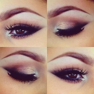 This look is great with any eyes