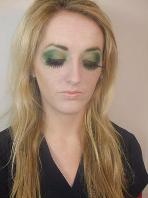1960s Green Glamour