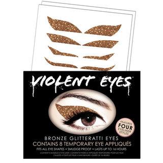 Violent Lips Violent Eyes