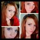 Proud redhead