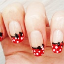 Minnie´s nails