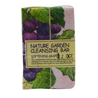 The Face Shop Nature Garden Cleansing Bar - Softening Grape