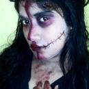 Halloween corpse look