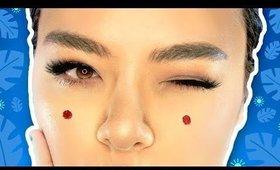 How to Fake Bushy Eyebrows 👁️