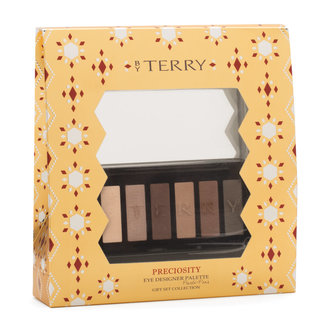 BY TERRY Preciosity Eye Designer Palette Parti-Pris & Eyeshadow Brush Gift Set