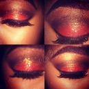 smokey red