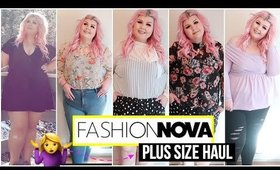 Fashion Nova Curve Haul - This One Was A Rollercoaster!
