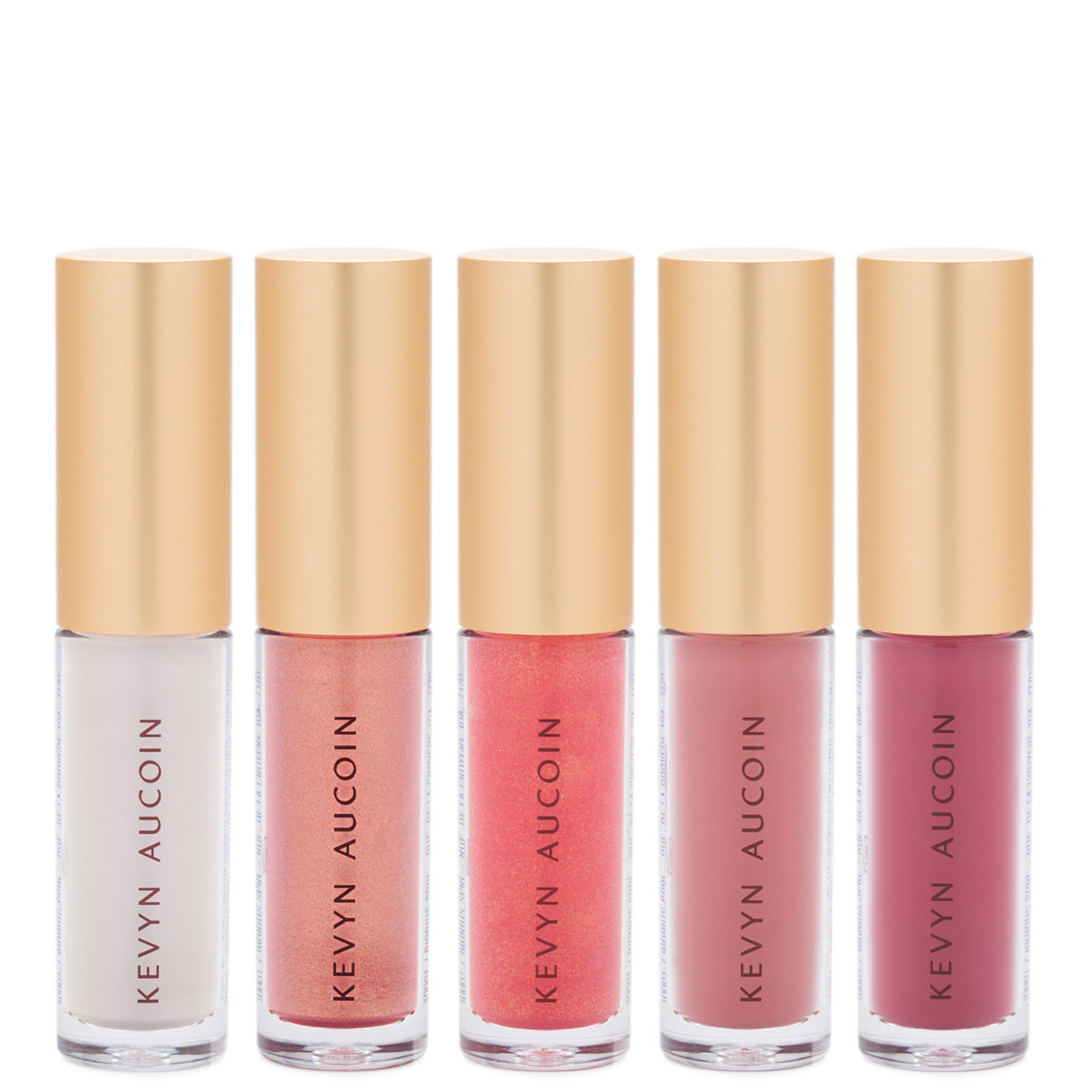 Kevyn Aucoin Nude Pop - The Molten Lip Color Mini Collection product smear.