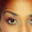 White Eyeliner Addicted