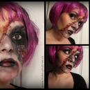 Zombie Fairy Look