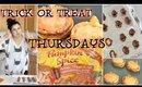 Trick or Treat Thursday's!   MilkyWay Pumpkin Spice Pretzels!