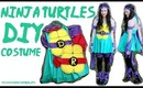 DIY Ninja Turtle (TMNT) Costume