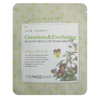 The Face Shop Herbal Therapy - Healthy Mask Sheet