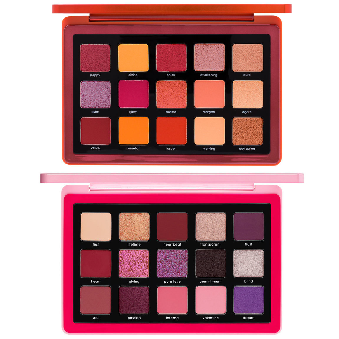 Natasha Denona Love & Sunrise Palette Bundle alternative view 1 - product swatch.