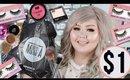 Shop Miss A $1 Makeup Haul | New Faux Mink Lashes + More