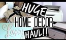 ROOM DECOR FOR SMALL ROOMS!!!
