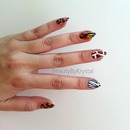 Zoo Nails | 5 Animal Prints