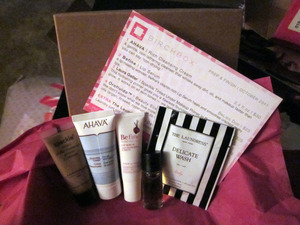 My October Birchbox