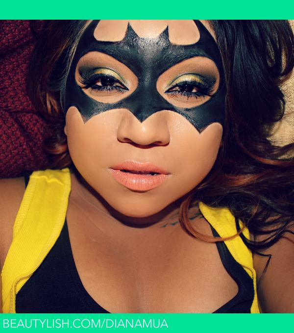 Batman Mask Diana M S Dianamua Photo Beautylish
