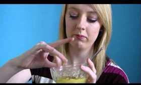 D.I.Y How to: Lip scrub
