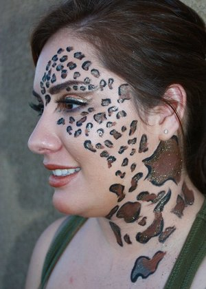 thought I share a look i did awhile back hope you like.Really amazing how all artist think the same artistic thoughts.:)