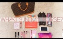 Tag | What's in my purse!? (Louis Vuitton Alma)