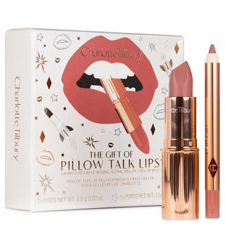 The Gift of Pillow Talk Lips